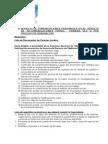 Requisitos de Los Distintos Servicios de Telecomunicaciones