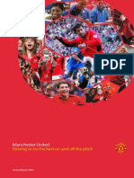 Annual Report MANUTD