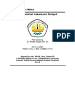 Case Report Forensik
