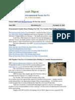 Pa Environment Digest Nov. 23, 2015