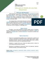 Lineamientos Sala Situacional Enos Año 2015