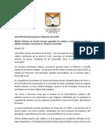 20-11-15 Inicia DIF Municipal Programa Cobijando Hermosillo
