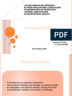 Transistor e