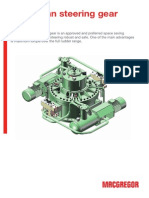 Porsgrunn Steering Gear June 2015