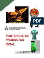 Portafolio de Productos IGOAL
