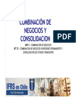 consolidacion PCGA