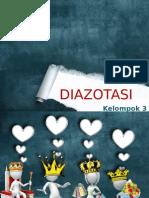 DIAZOTASI