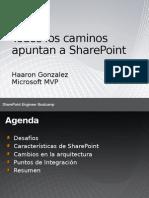 Todos los caminos conducen a SharePoint.pptx