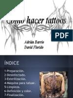 curso para tatuar