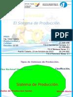 El Sistema de Producción