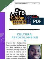 Los Afrocolombianos