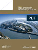 A Guide to Hotel Investment in Brisbane, Australia 2014