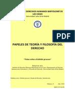 Notas Sobre El Debido Proceso Rafael de Asis 2010