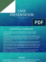 case presentation final