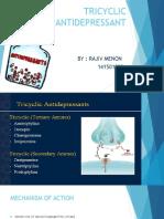Tricyclic Antidressants