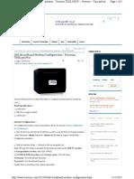BSNL Setup PDF