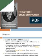 Friedrich Shleiermacher