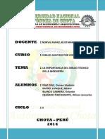 laimportancwiadeldibujotcnicoparauningeniero-140526084108-phpapp01