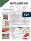 Granitoid-related iron-oxide-copper-gold mineralization, Greater Lufilian Arc, Zambia and Namibia  Mineralización de tipo óxido de hierro-cobre-oro asociada con granitoides, Gran Arco Lufilian, Zambia y Namibia