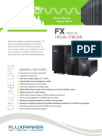 Fluxpower Online _1 10kVA Tower