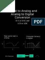 Adc Dac Converter new