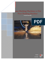 Laser Marking Machines vs. Dot Peen Marking Machine PDF BOOK