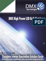 DMX High Power LED Light Bulbs Catalogue