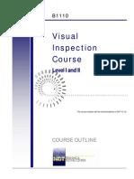 VT Level I and II Formal Outline