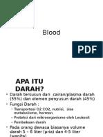 Darah (Plasma darah dan Sel Darah), Golongan Darah, Rh