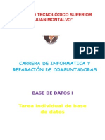 Deber Base de Datos i