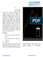 Technical CNX NIFTY Weekly Report 23Nov-27Nov