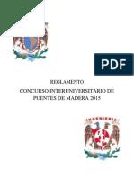 Reglamento CIPM2015