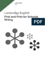 Handout FCE Writing