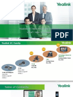 Yealink_2nd_Wave_VC_New_Products_Training (20151027)_V1.1.pptx