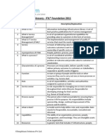 ITIL Foundation 2011_Glossary_Ver 1.0