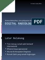 Radiologi Digital Di Rumah Sakit