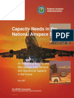 Capacity Needs National Airspace System