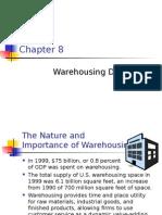 Ch08 Warehousing