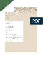 Ejercicios resueltos de Inventarios IO2