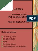 Beta Talasemia pediatrie