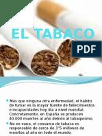 EL TABACO Y EL DEPORTE
