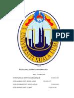 Report (Kota a'Famosa)