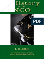 (Encl 3) History of the NCO[1]