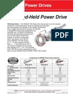 700 power drive cat