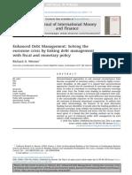 JIMF 2014 Werner Enhanced Debt Management