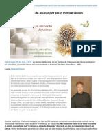 El Cáncer Se Alimenta de Azúcar Por El Dr Patrick Quillin