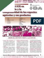 Especies Agricolas