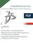 SheetMetalCertificationExam-Lesson.pdf