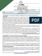 Devoir Surveille n1-2014-2015- Pour Ecocgestion