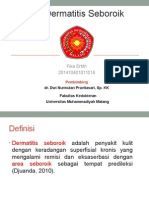 Dermatitis Seboroik fika
